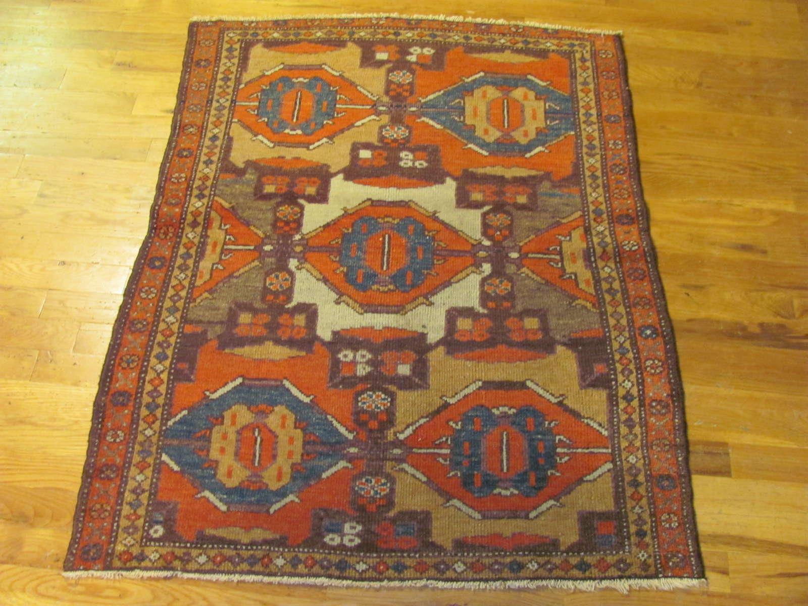 Bakhtiar Rug | Persian | Handmade | Circa 1920