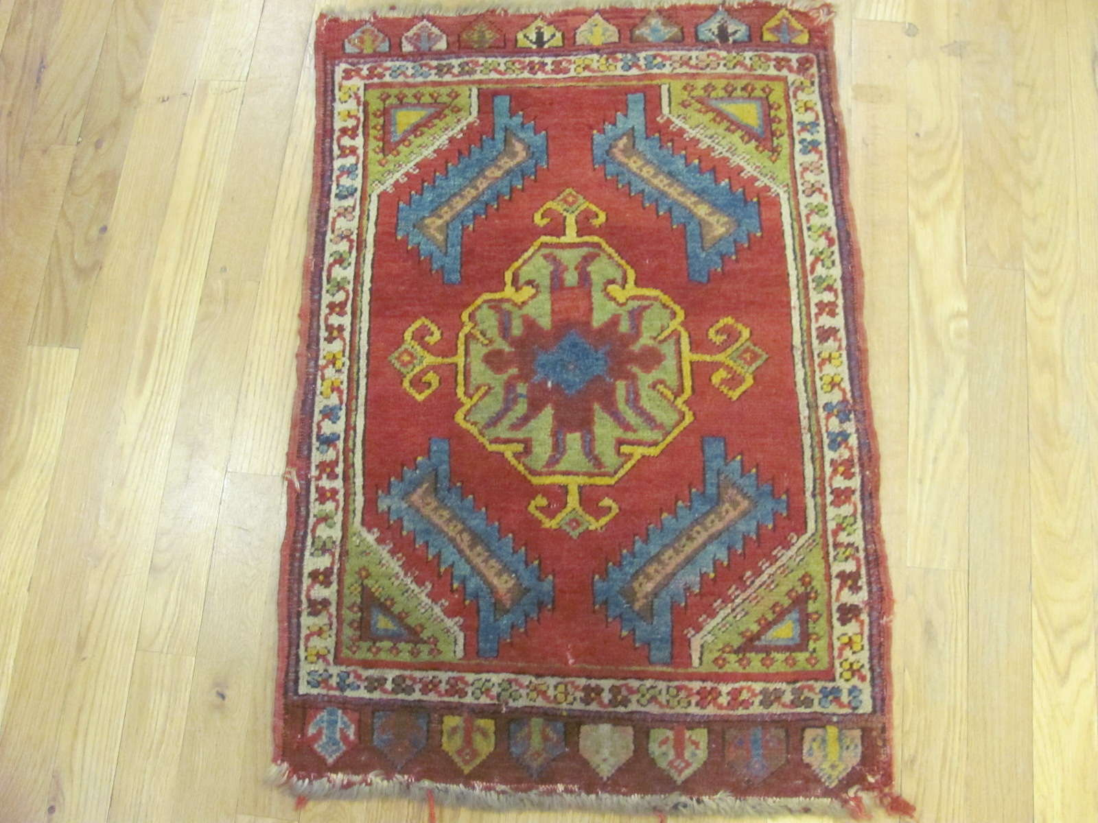 Antique KONYA Rug | Anatolian, Turkish| Circa 1870