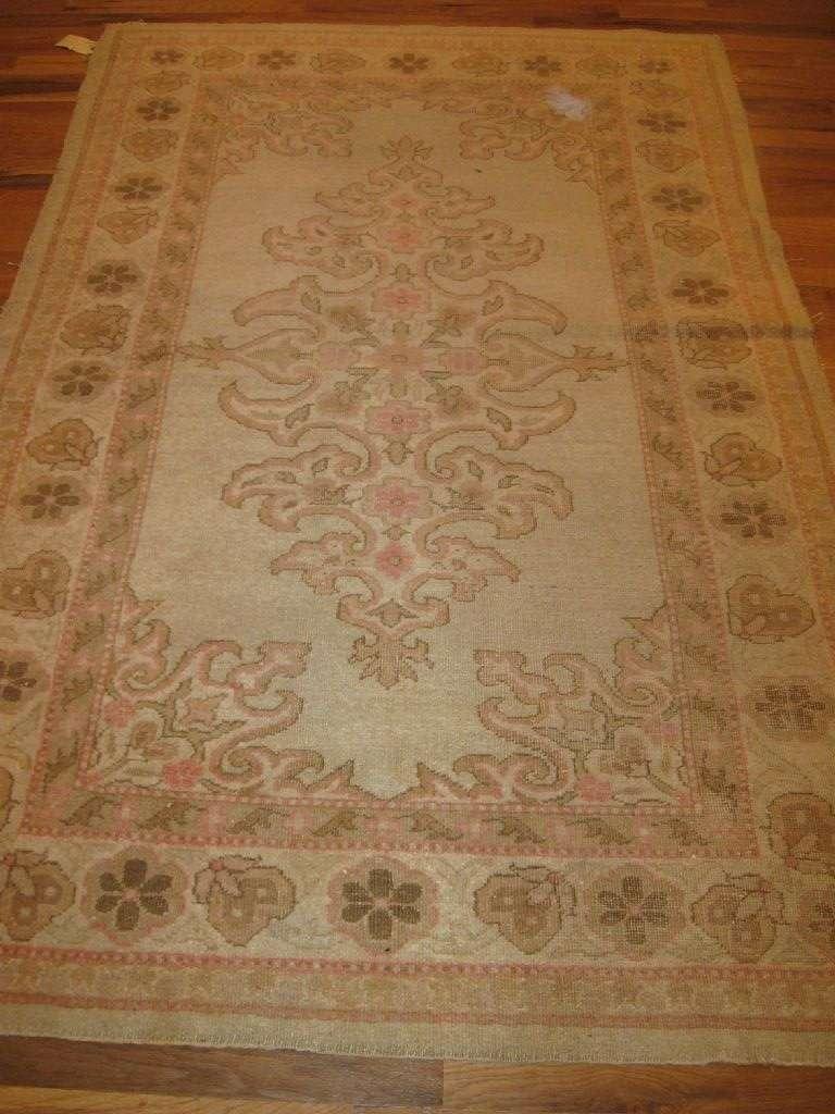 Antique India Amritsar Carpet | Circa 1910