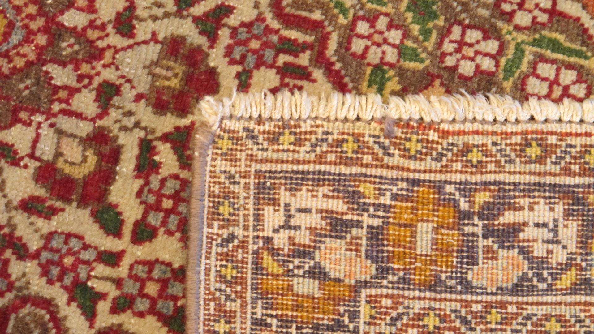 12512 antique tabriz persian rug (3)