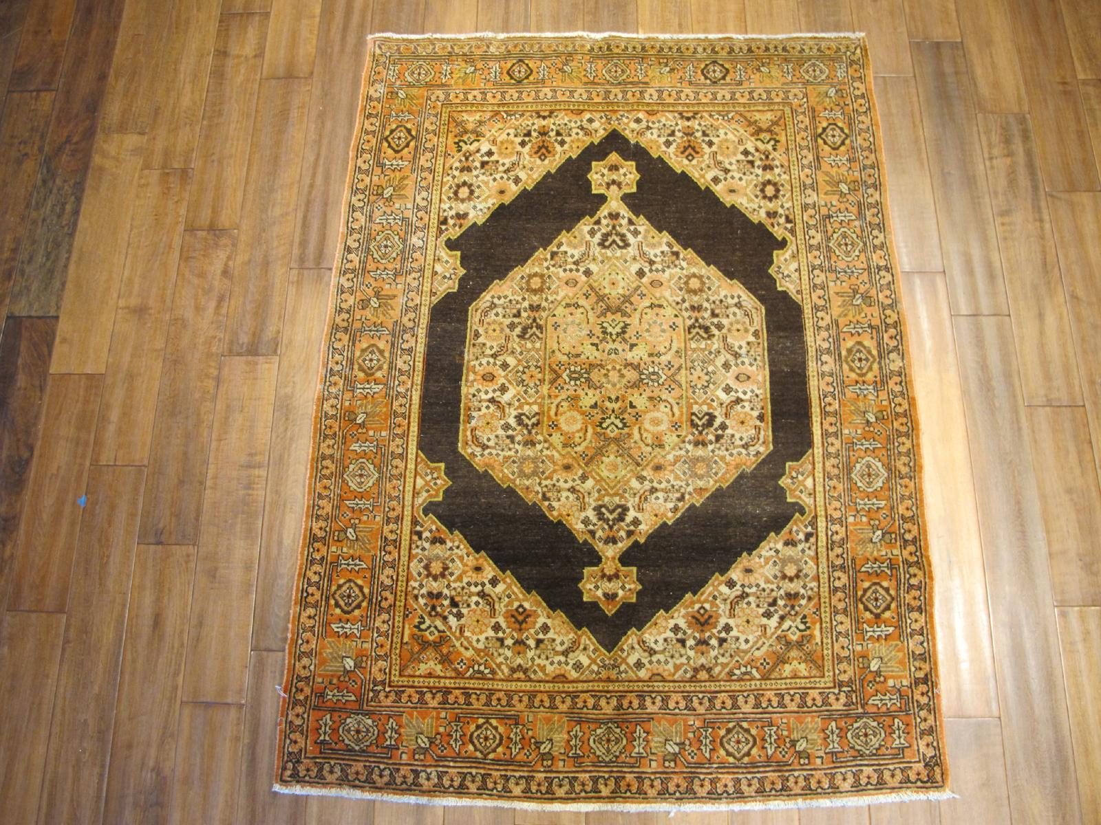 Tabriz Rug | Persia | Antique | Handmade, Circa 1910