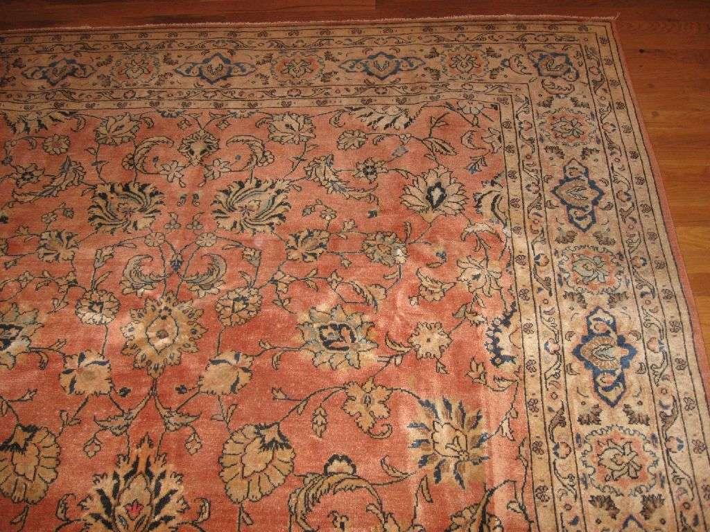24450 persian sarouk carpet 6,11x10,3 -1