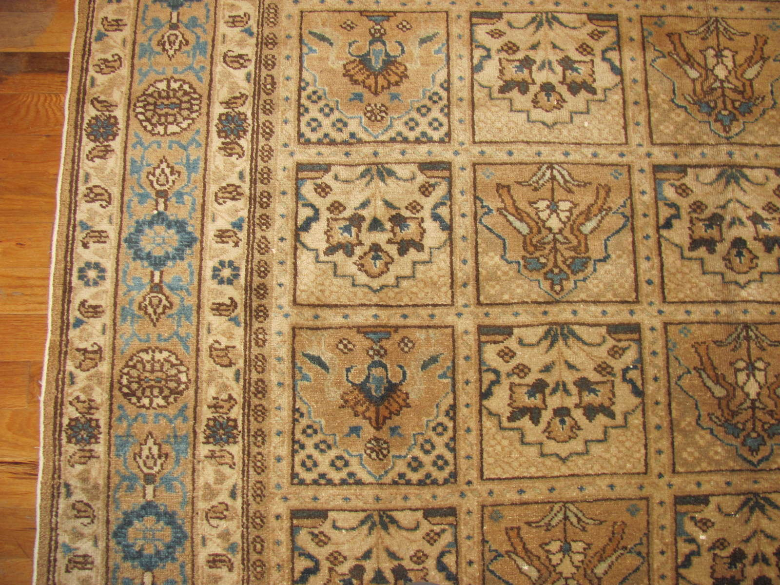 24495 Persian Tabriz rug 5,7 x 8,8 -2