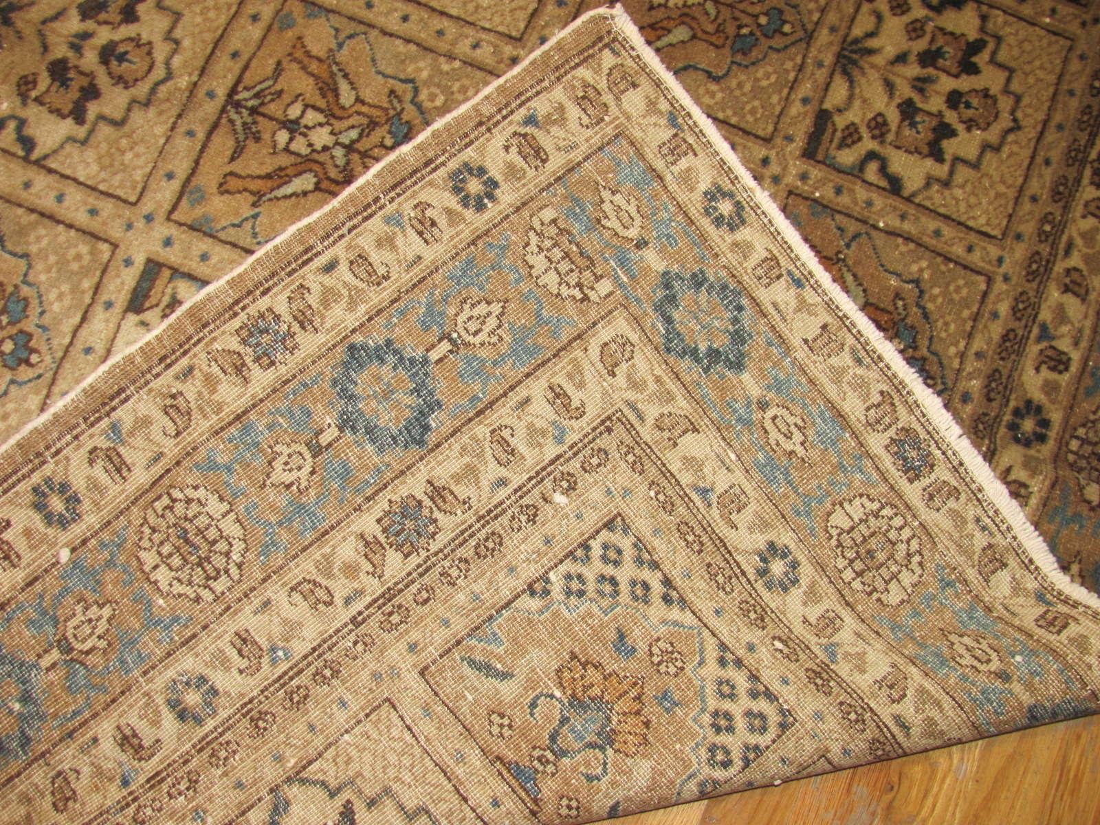 24495 Persian Tabriz rug 5,7 x 8,8 -3