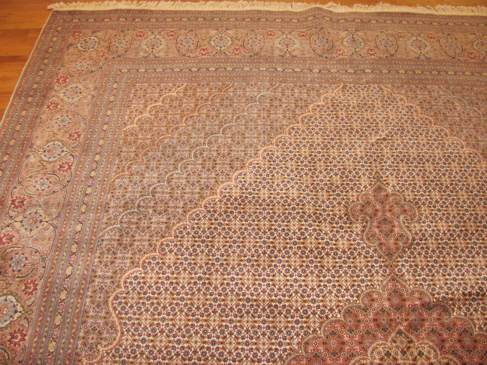 24712 Persian Tabriz carpet 8,3x11,3 -2