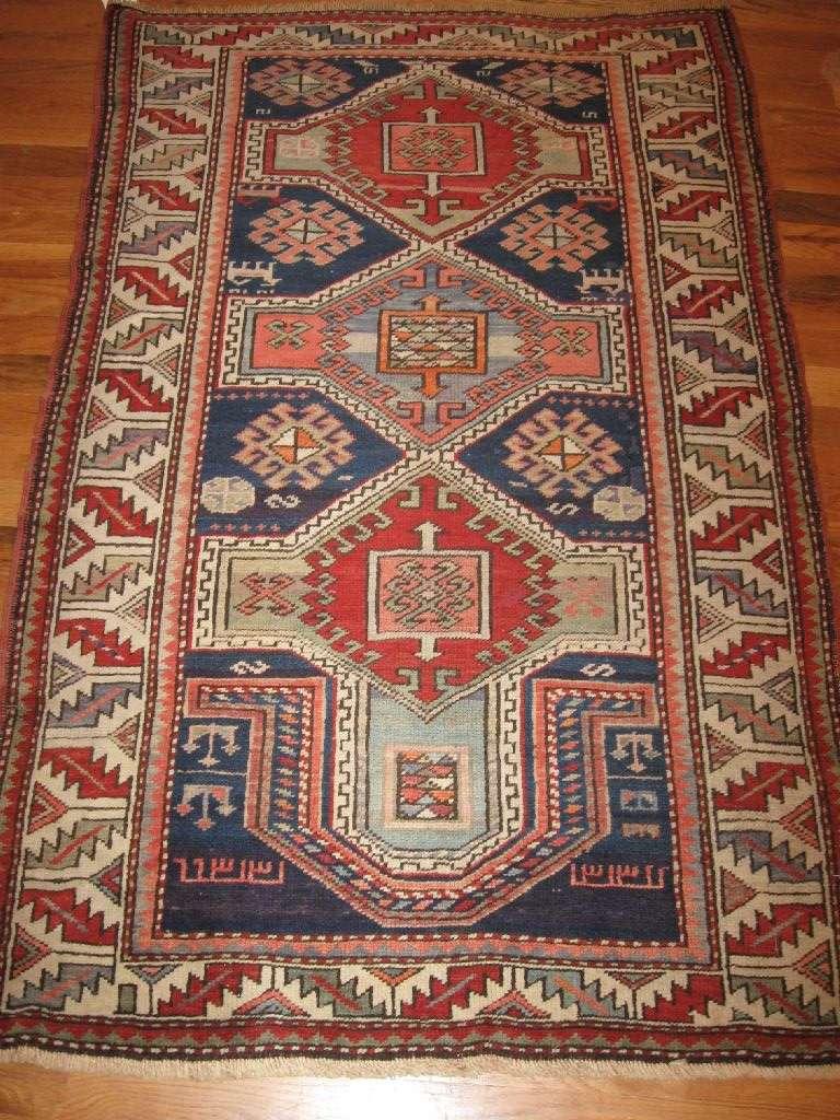 Shirvan Prayer Rug   Caucasus   Antique, Circa 1910