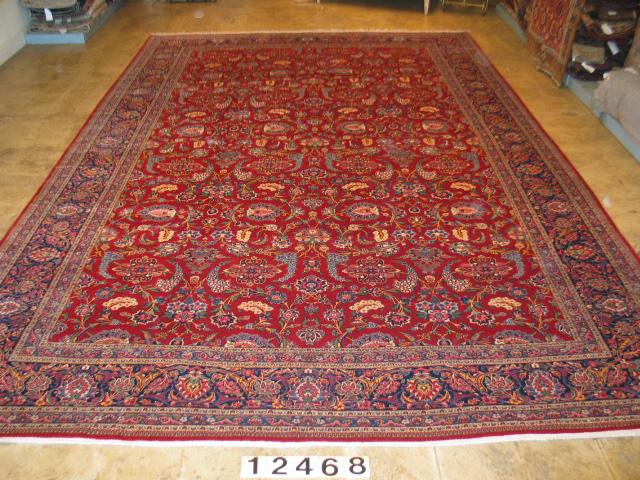 Persian Kashan carpet | Handmade | Circa 1930