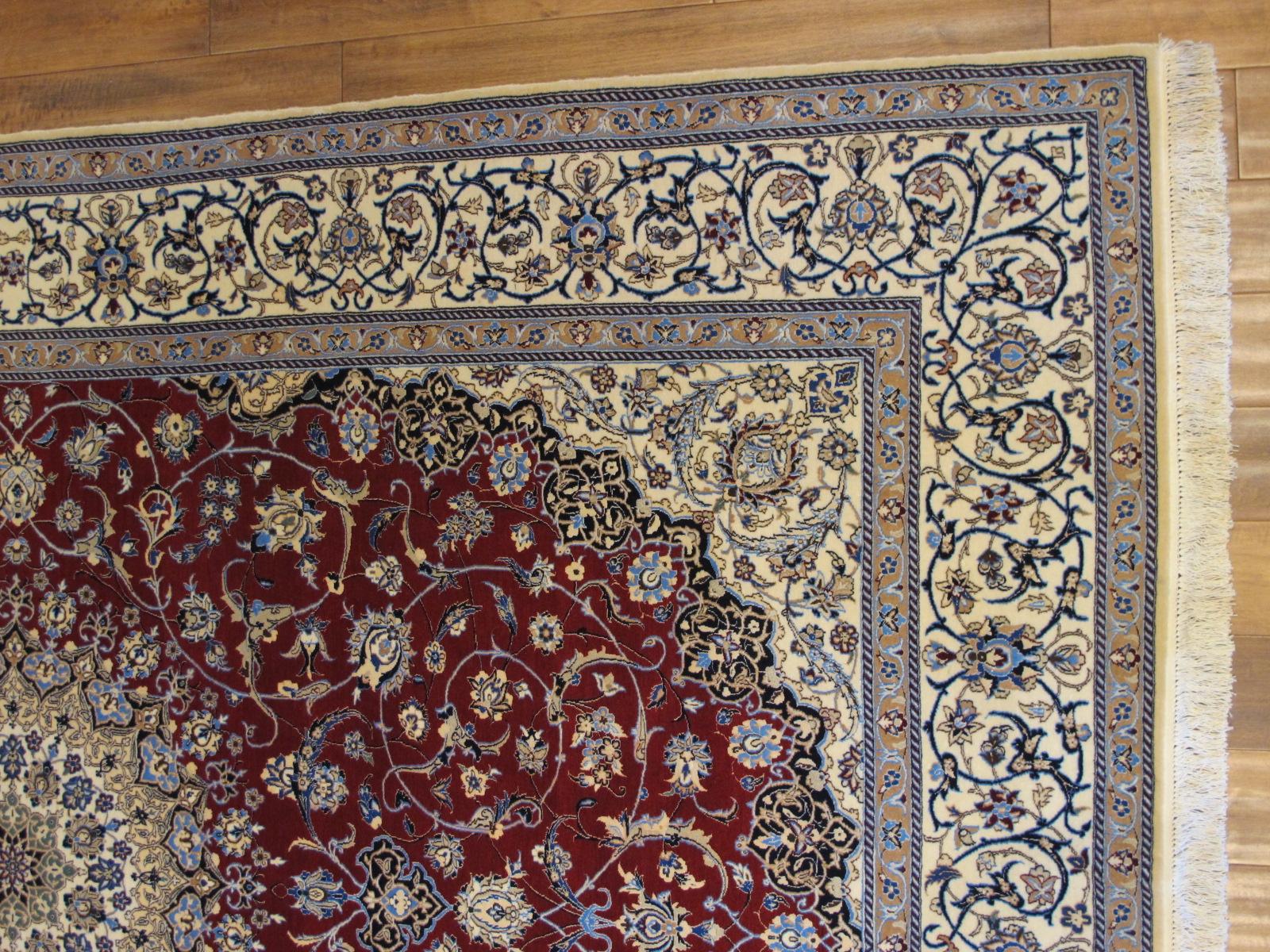 13084 Persian Nain carpet 10 x 6,9 (2)