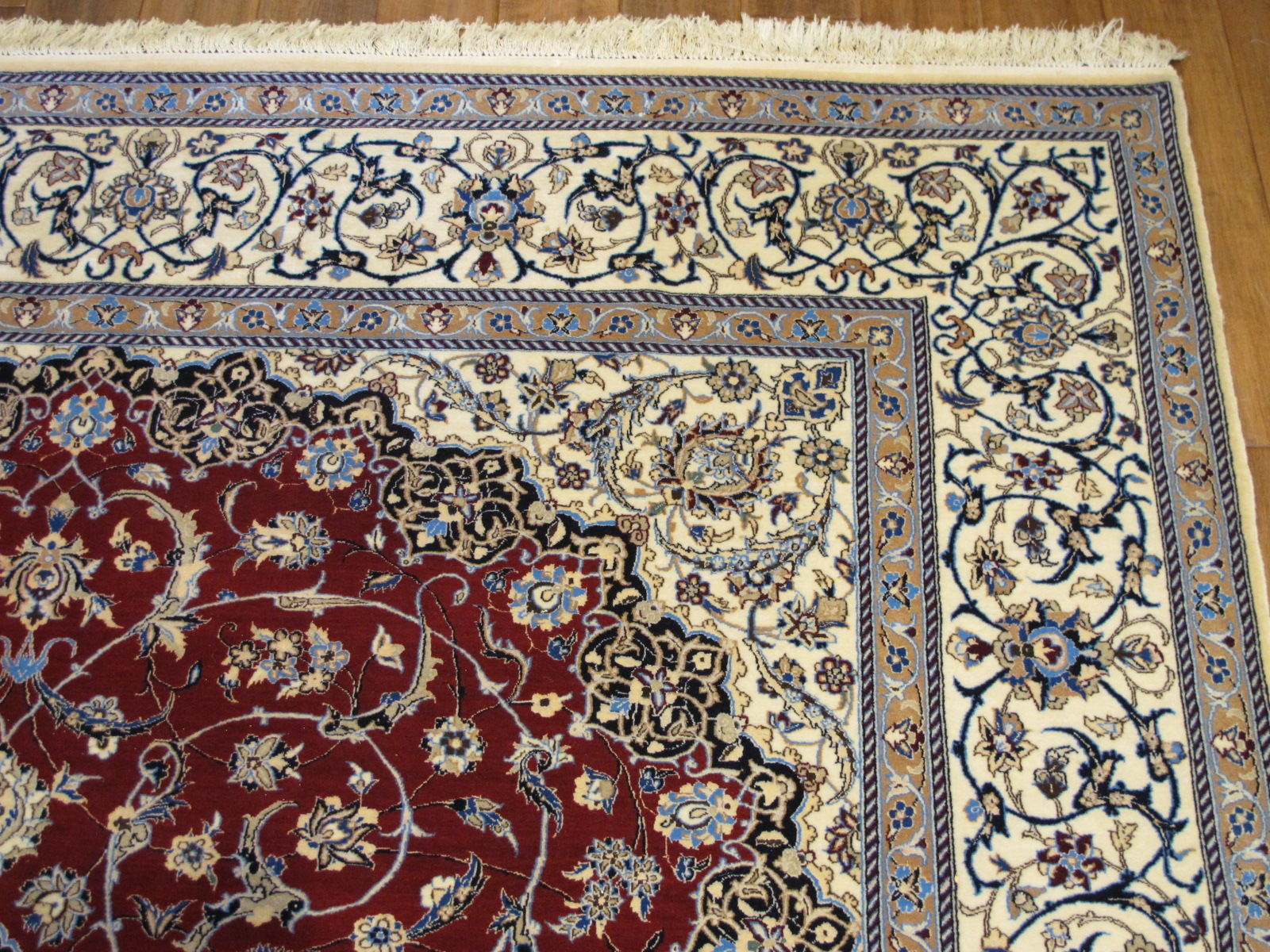 13084 Persian Nain carpet 10 x 6,9 (4)