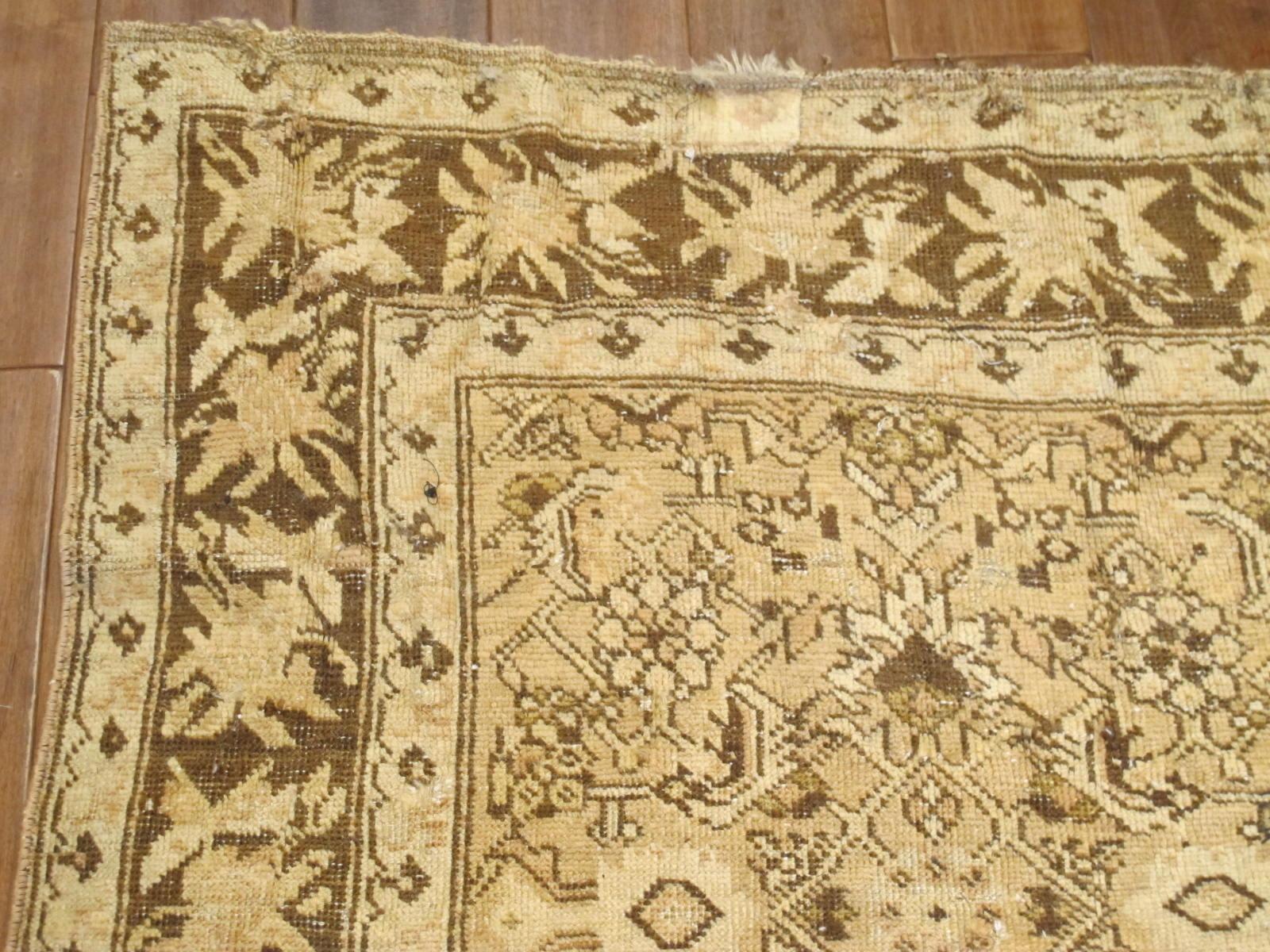 24571 Antique Caucasian Karabaugh 5x8,6 (3)