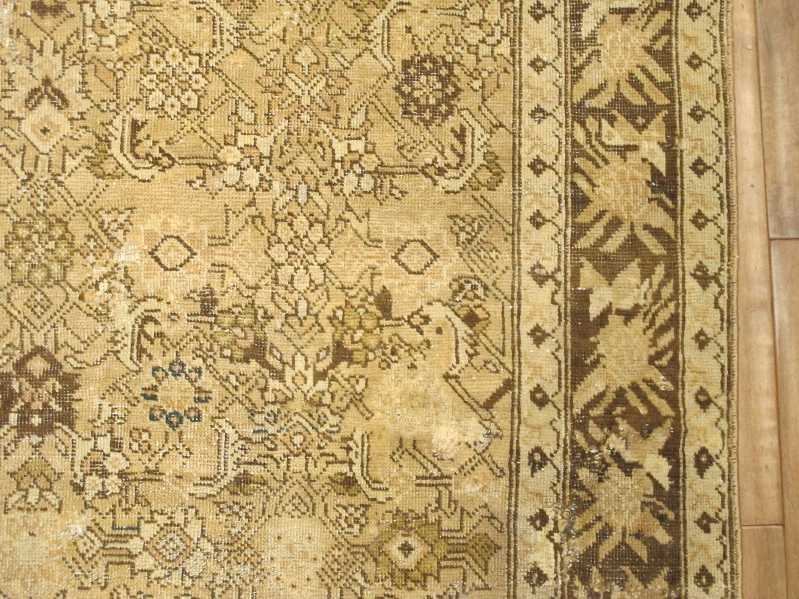 24571 Antique Caucasian Karabaugh 5x8,6 (4)