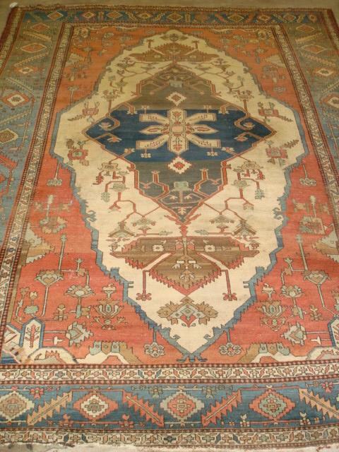 Bakshaish Rug | Persia | Antique, Circa 1880
