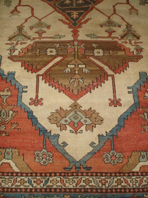 21436 antique persian bakshaish 10x13,4 (3)