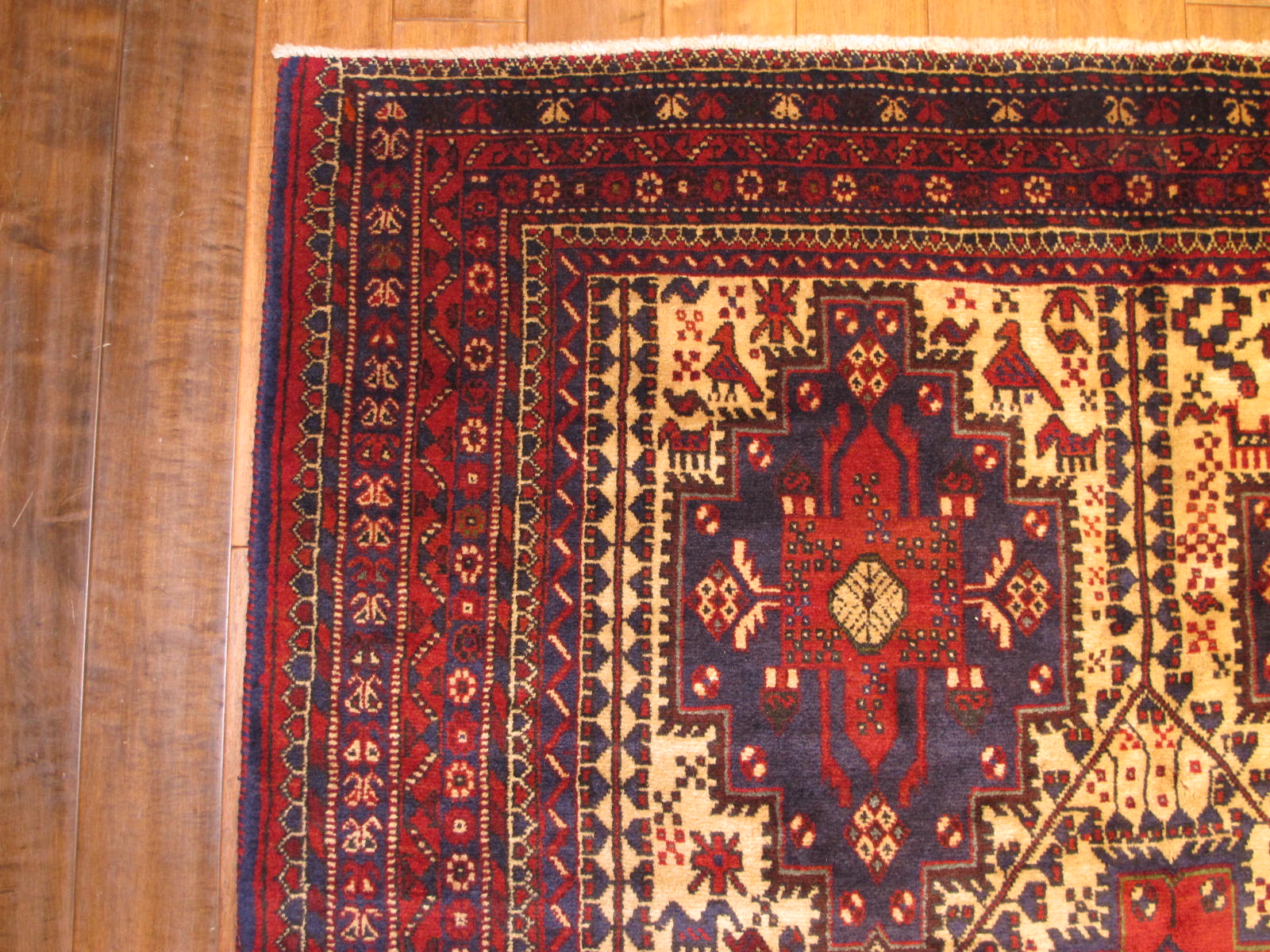 23125 persian shiraz rug  5,7x7,7 (2)