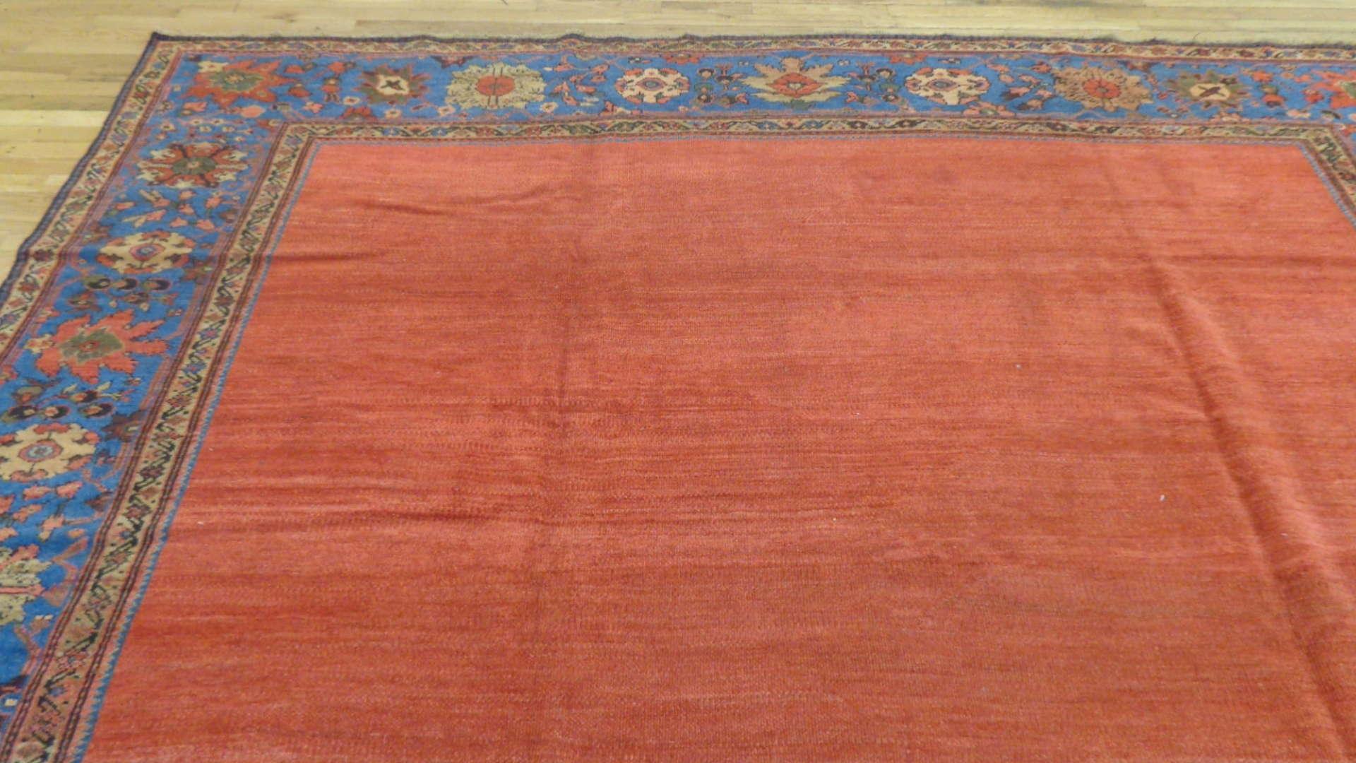 24760 antique persian mahal rug 9,11x13,6-1
