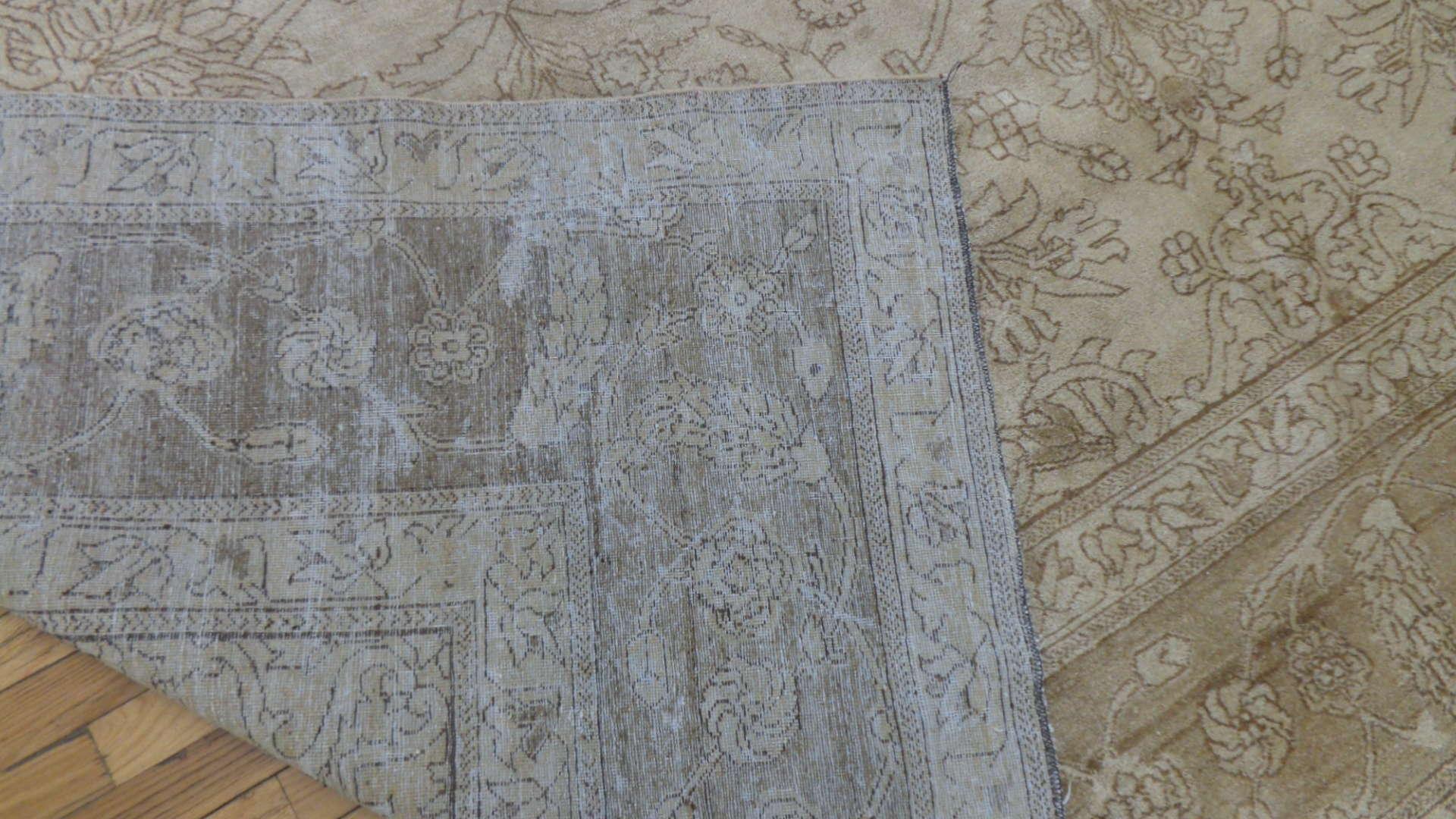 24769 Indo Tabriz carpet 11,5x14,2-3