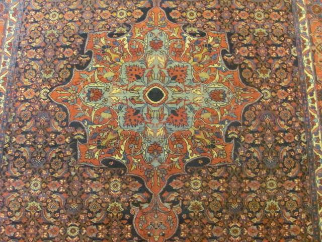 24811 persian bidjar rug 4,9x7-2