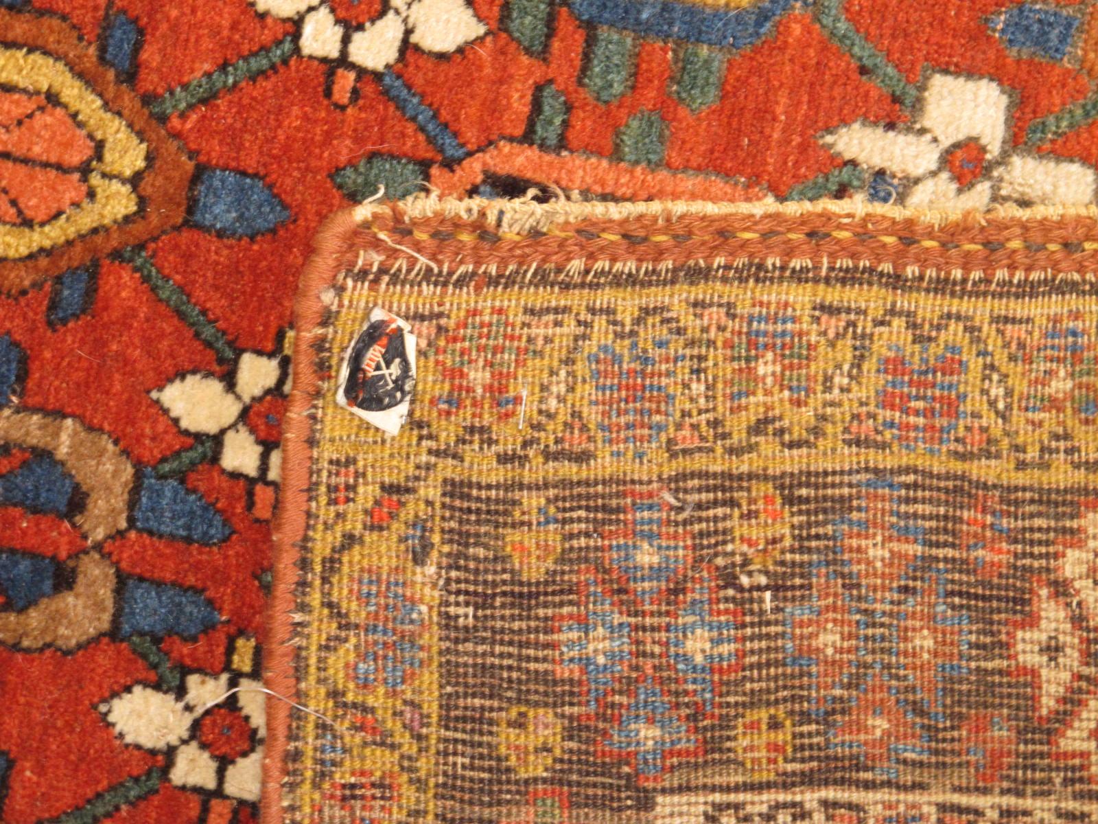23185 antique persian bidjar rug 4x6,9 (4)