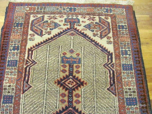 24916 persian serab rug 3,6 x 7,5 -1
