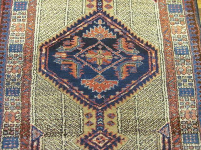 24916 persian serab rug 3,6 x 7,5 -2