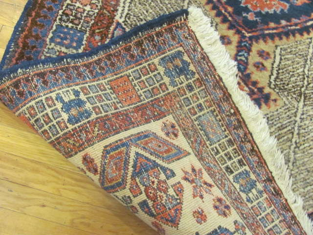 24916 persian serab rug 3,6 x 7,5 -3