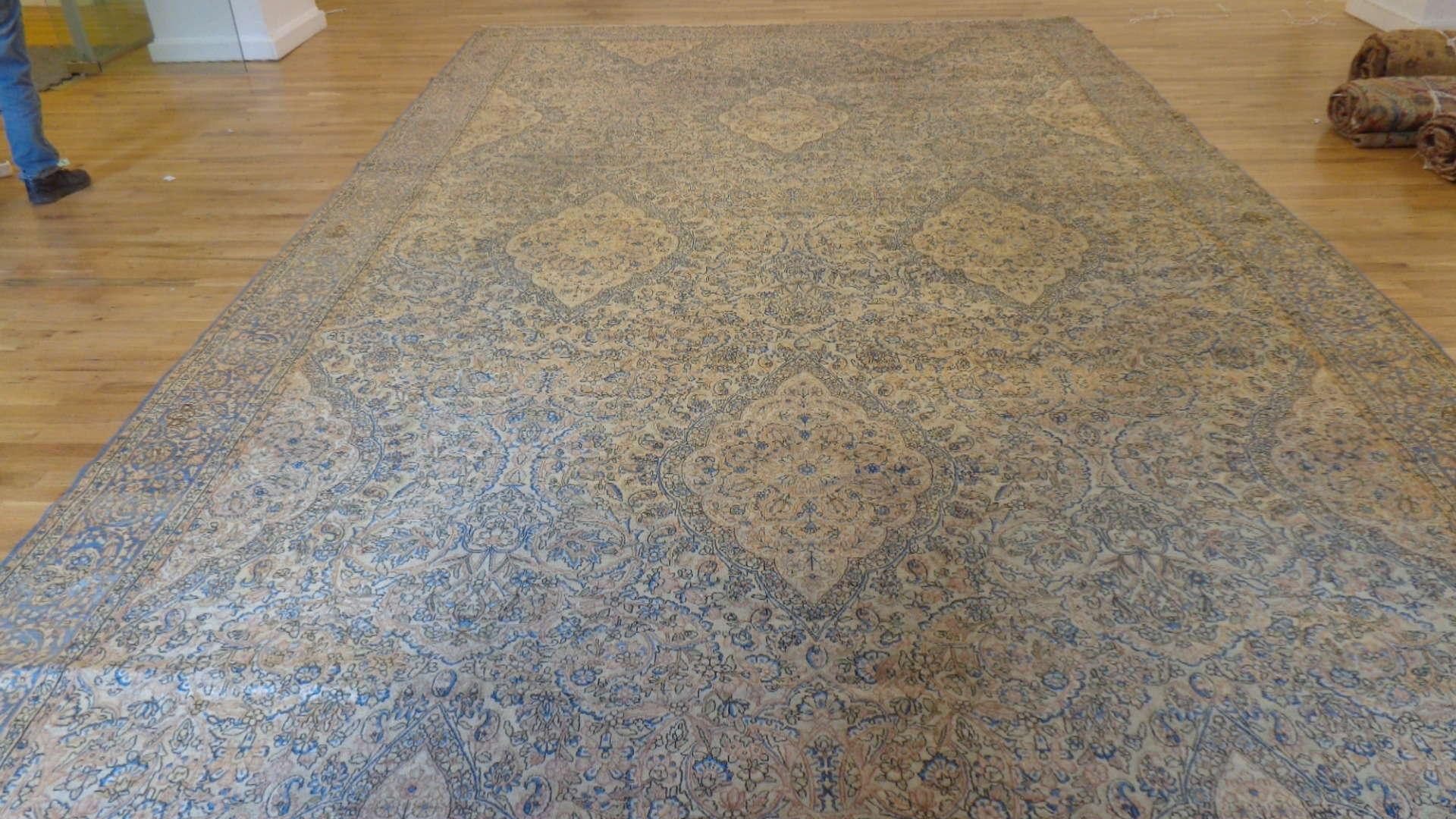 Kirman Carpet | Persia | Circa 1900