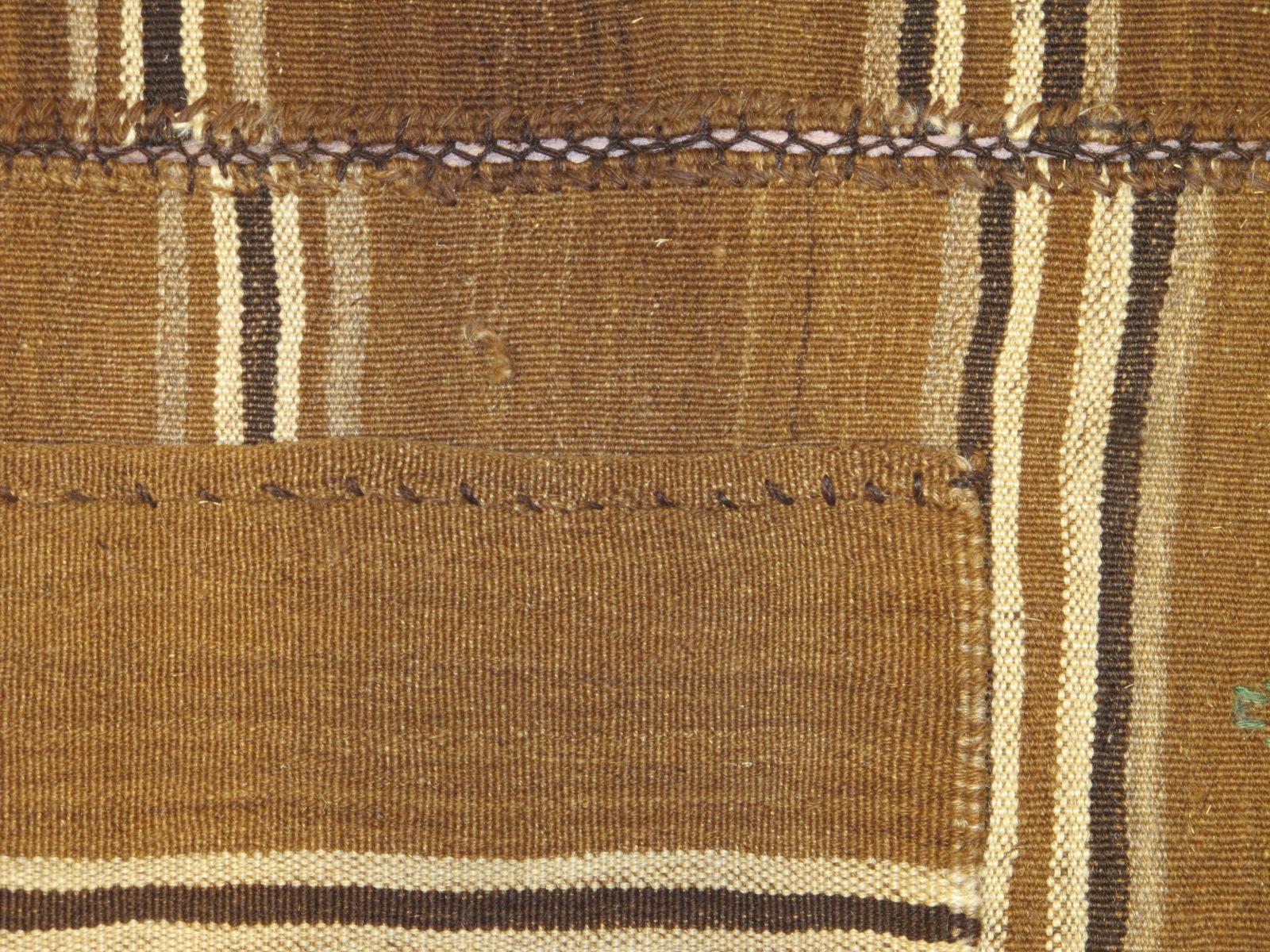23658 Mid century Pesian flatweave tribal 6,2 x 12,8 (5)