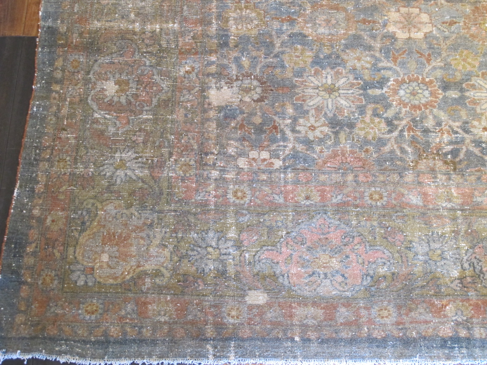 11607 Antique Northwest Persian carpet 14,7x23,3 (11)
