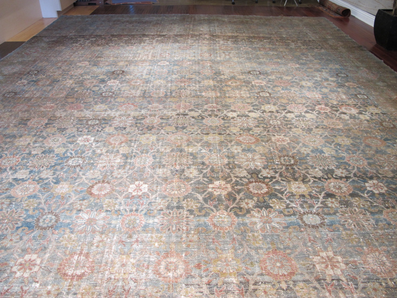 11607 Antique Northwest Persian carpet 14,7x23,3 (6)