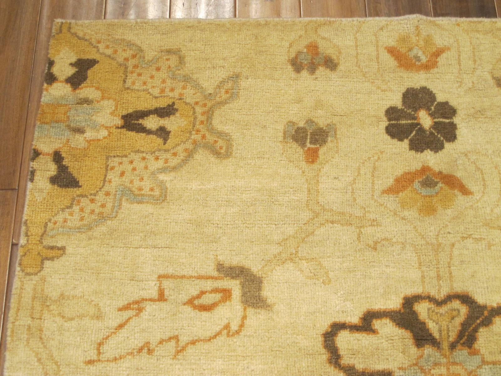 13112 Pakistani Sultanabad fragment rug 4,9x6,9 (3)