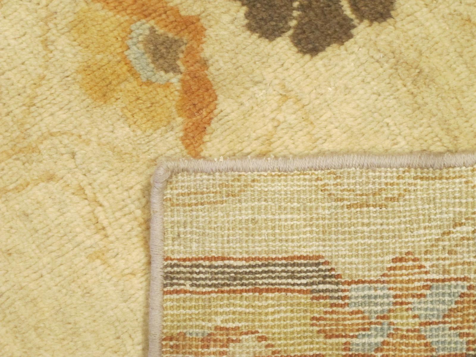 13112 Pakistani Sultanabad fragment rug 4,9x6,9 (4)