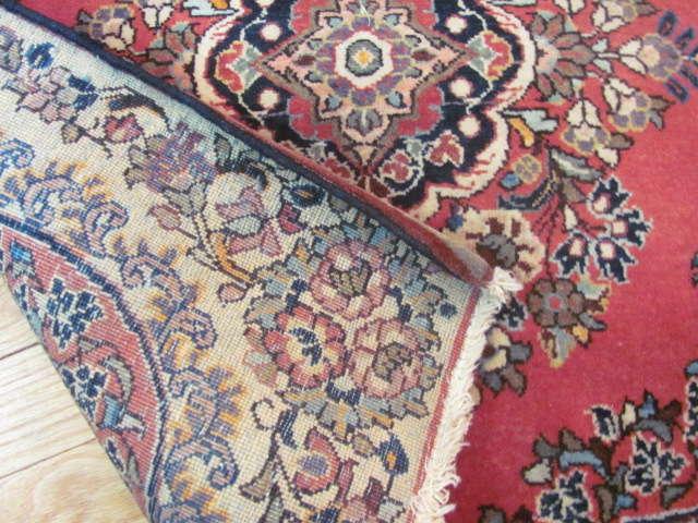 24940 Persian Sarouk rug 2,1 x 2,5 -1