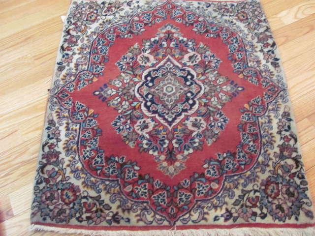 24940 Persian Sarouk rug 2,1 x 2,5