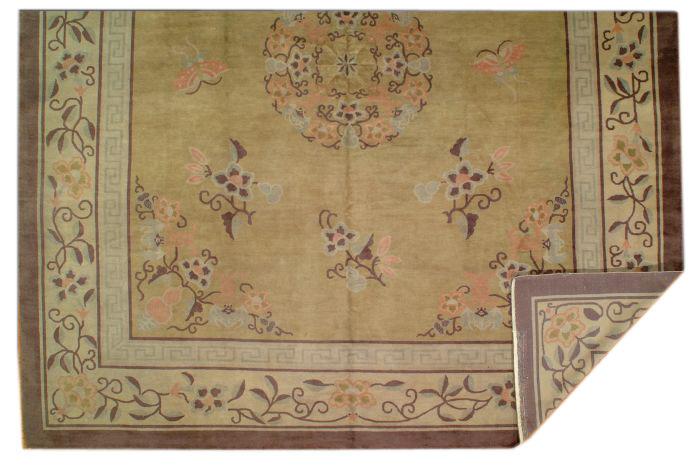 25044 Chinese Mandarin carpet 11,4 x 12,10