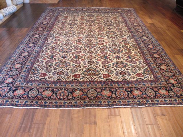 13120 Persian Kashan rug 8,6 x 11,10 (2)