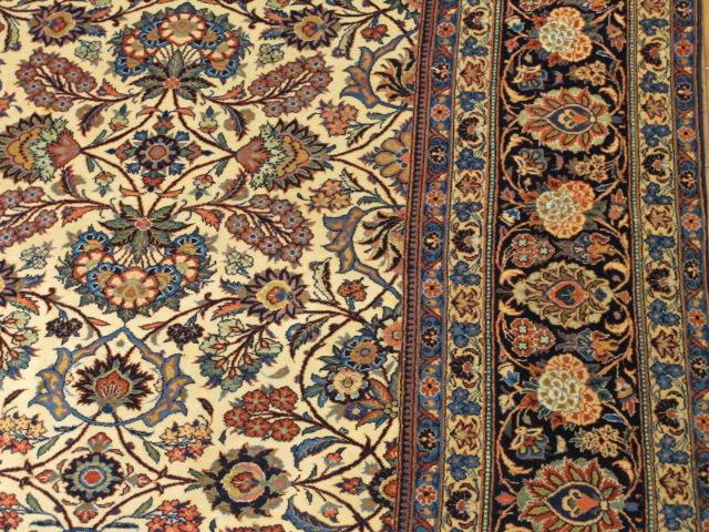 13120 Persian Kashan rug 8,6 x 11,10 (4)
