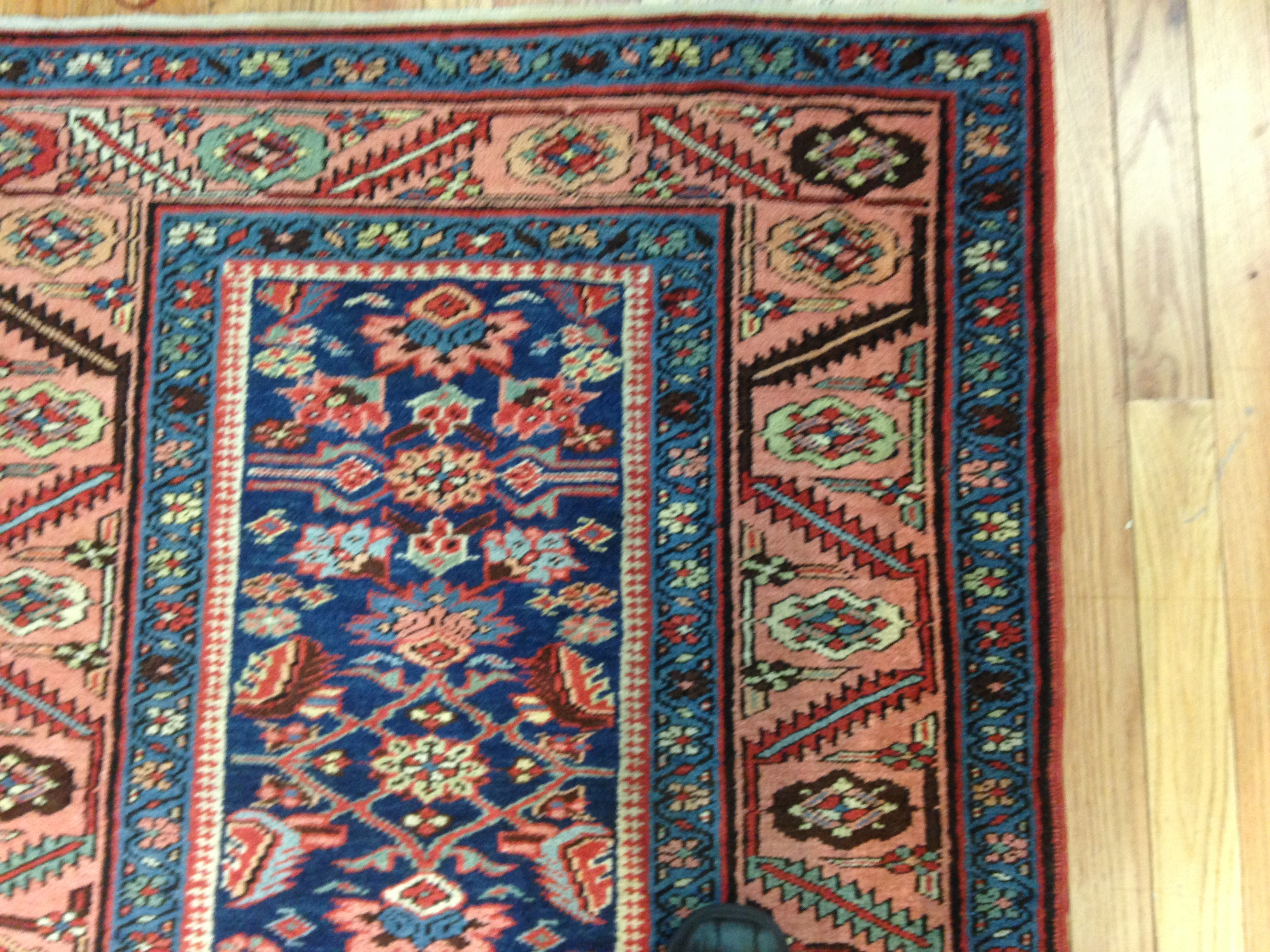 25052 antique Persian Bakshaish runner 3,2 x 17,4 -2