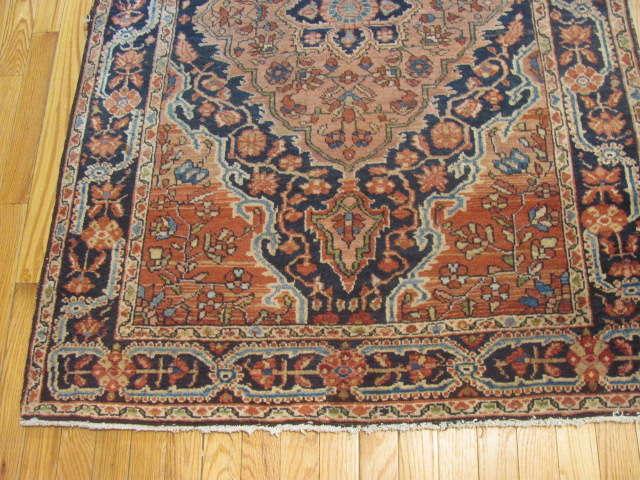 25079 Persian Josan rug 3,4x4,11-1