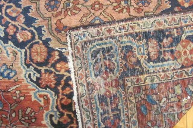 25079 Persian Josan rug 3,4x4,11-2