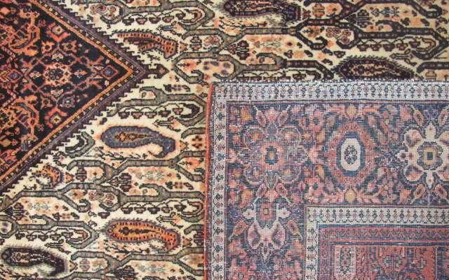 25103 antique persian sarouk fereghan 4,5 x 6,8-3