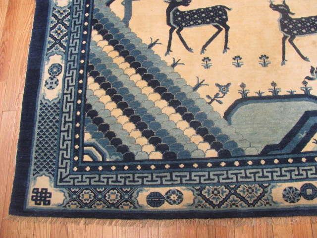25112 Chinese rug 6 x 6-2