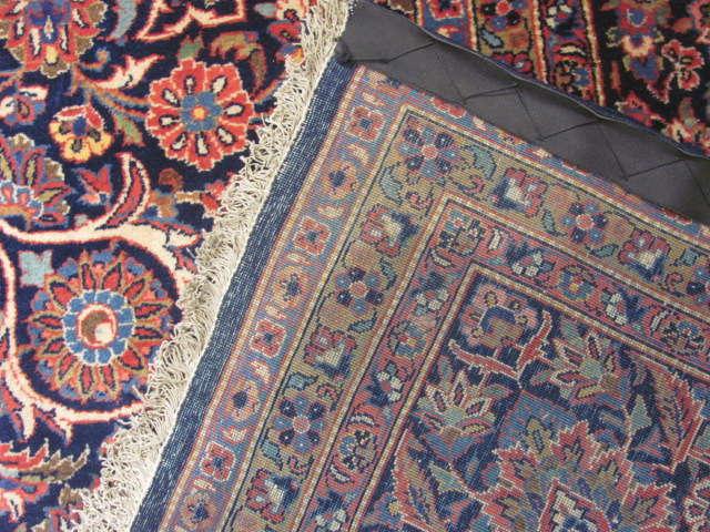 25114 Persian Kashan rug 10,3 x 16,3-3