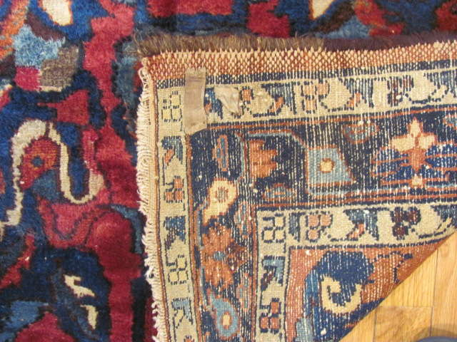 25124 Persian Lilihan rug 3 x 4,10-2