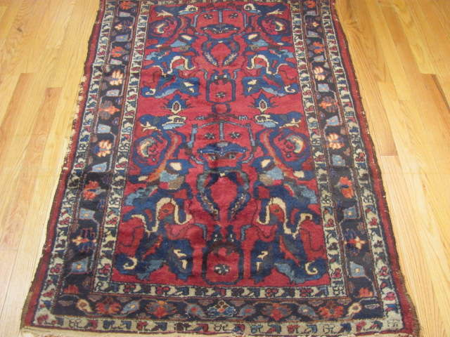 25124 Persian Lilihan rug 3 x 4,10